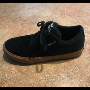 Supra Shoes - Boys black Supras
